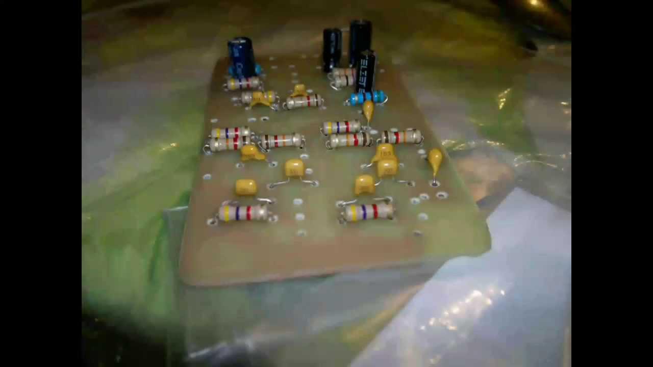 кучурганский металлоискатель схема