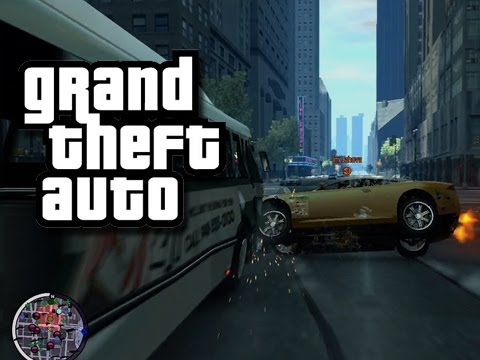 GTA Funny Moments and Stuff 32!  (I Can't Wait for GTA 5!)