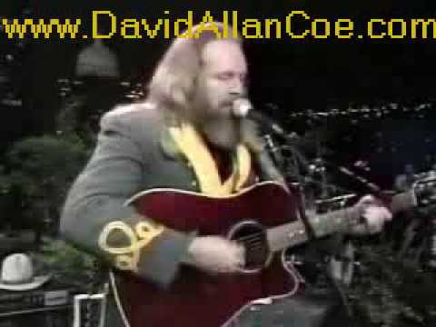 David Allen Coe - Willie Waylon And Me