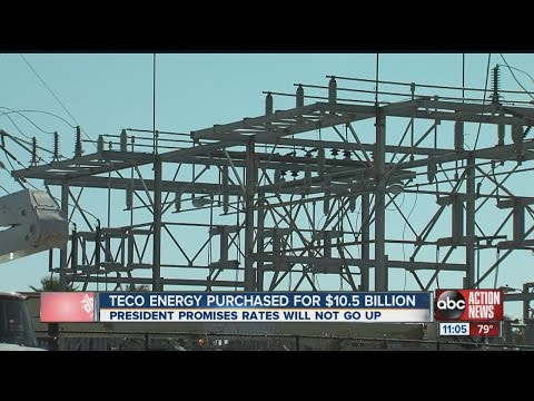 TECO Energy purchased by Canadian company Emera