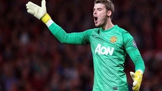 Топ 5 сейвов Де Хеа ● David De Gea Top 5 saves