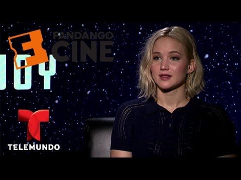 Jennifer Lawrence nos muestra su lado latino   Fandango   Entretenimiento