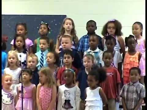 Kenwood School 2014 Spring Music Program -- Kindergarten - 06/06/2014