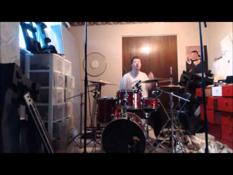 White Zombie  - Welcome to planet MF -  Drum Cover - Explicit lyrics
