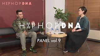 HIP HOP DNA PANEL Vol.9:続・AKLO登場!