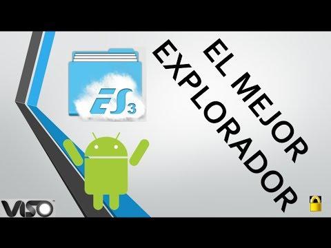 El mejor explorador de archivos para tu Android// Es File Explorer | Recomendado