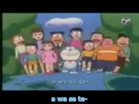 Doraemon Ending Song   Japanese Version