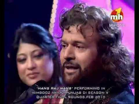 awaz punjab di- 4 performence by hans raj hans in sufi style...