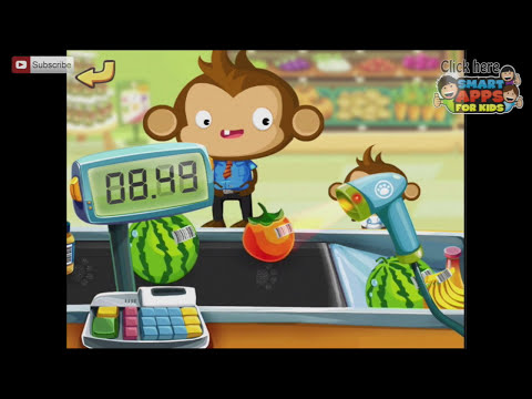 Dr  Panda's Supermarket - Best iPad app demo for kids