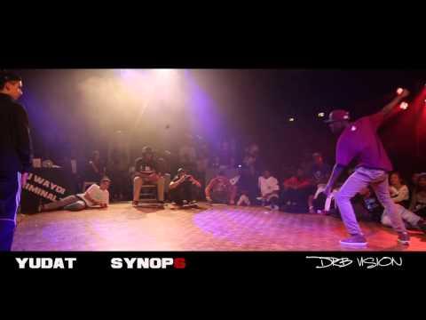 Young Battle 2014 Demi-Final 1Vs1 All Style Slimey vs Dizco