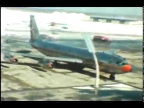 Boeing 707 - the Original Global Jetliner Part 1