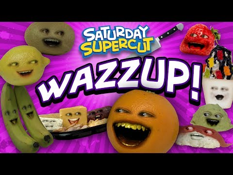 Every Annoying Orange Wazzup Episode! [Saturday Supercut🔪]
