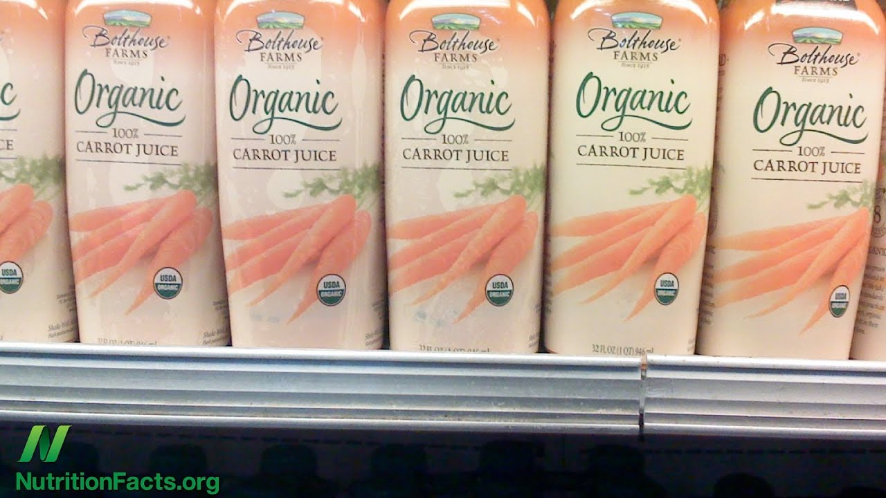 Benzene in Carrot Juice