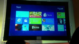 Microsoft Windows 8 for Tablets - Detailed Demonstration