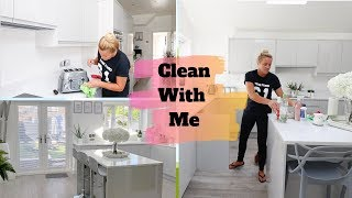 Cleaning Motivation UK Clean With Me Toni interior