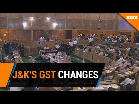 J&K set to bring petrol, electricity, liquor under GST