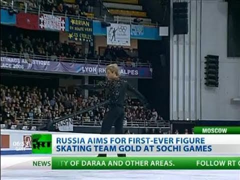 With or without Plushenko, Russia eyes figure skating team gold in Sochi