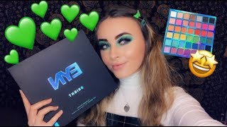 TRYING OUT BEAUTYBAY EYN BRIGHTS PALETTE! 🎨 + HOW I DO MY BROWS | laureneileenmakeup