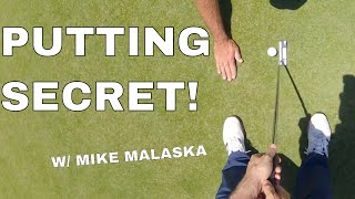 THIS is the MOST IMPORTANT THING in Putting, Mike MALASKA on Be Better Golf