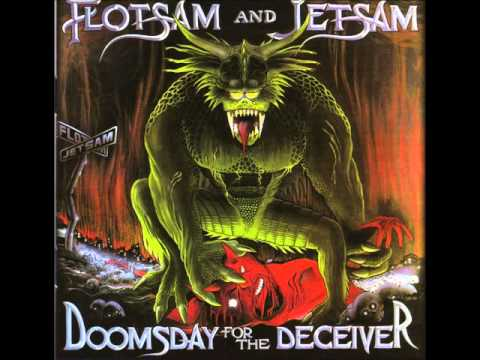 Flotsam And Jetsam - Metalshock