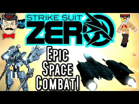 EPIC SPACE BATTLES! Strike Suit Zero!