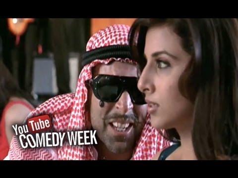 Akshay Kumar irritates Vidya Balan - Comedy Sequence - Heyy...
