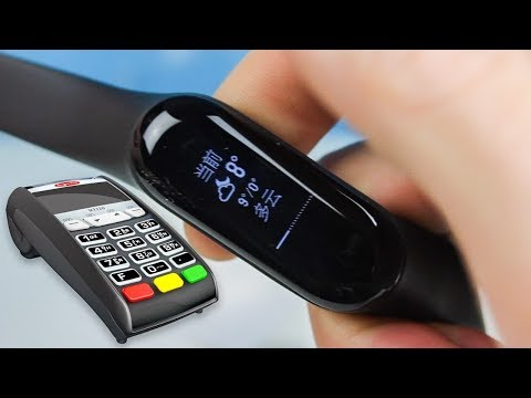 Xiaomi Mi Band 3 NFC есть ли смысл переплачивать?