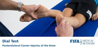 Dial test | Posterolateral corner injuries of the knee