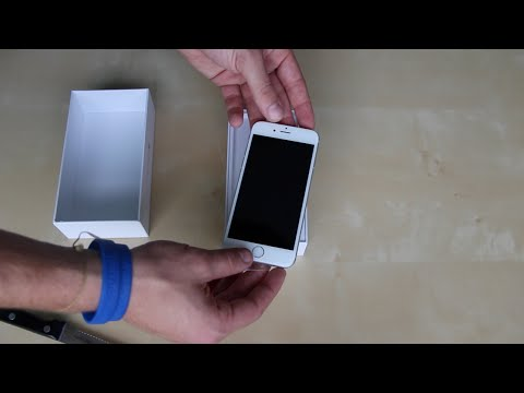 iPhone 6 Unboxing!