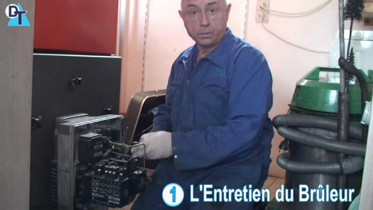 Entretien de chaudi re wavre domotech sprl chauffagiste - Gicleur chaudiere fioul ...