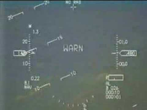 F16 HUD - NOT a simulator!!!