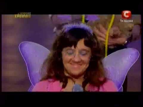 Украина мае талант 4 Днепропетровск номер с котами.mov