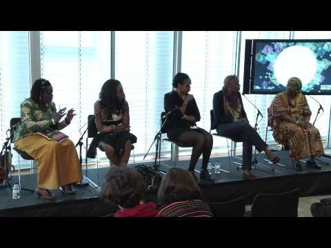 Africa Utopia 2014 | How to Build an African Woman