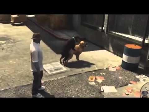 Chop Dog Gta 5 Gta v Dogs Mating Chop