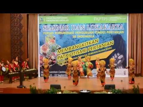 Tari Pasambahan Uks Fp Unand video