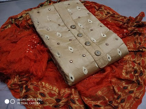 Elegant Look Dress Materials Collection // Trendy Salwar Suits Design