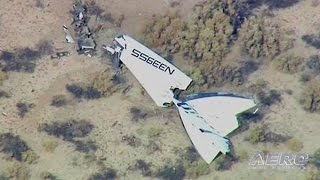 Airborne 10.31.14: SpaceShipTwo Lost, GAMA's 3Q/14 Report, AEA Counters FAA
