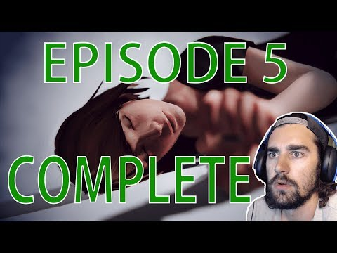 CRAZY ENDING! | Life is Strange LET'S PLAY! | Episode 5  | Complete Playthrough | Walkthrough |
