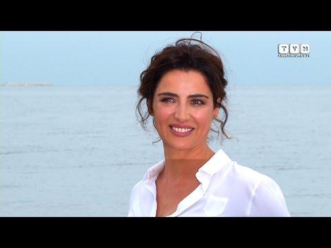 Festival di Venezia 71 - Luisa Ranieri, madrina della Mostra