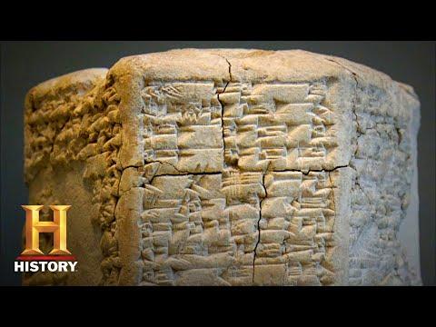 Ancient Aliens Sumerian Tablets39 Mystic Ancient Messages Season 9  History