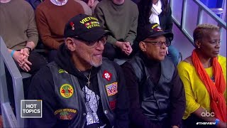 Honoring Those Who Serve on Veterans Day | The View