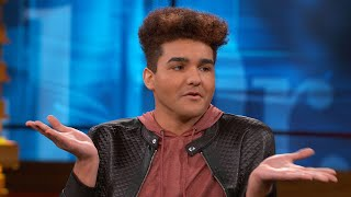 Viral Video Star Says He Doesn't Talk To Family Because 'They're Irrelevant'