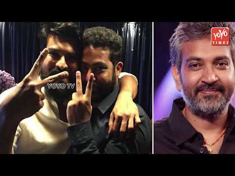What Rajamouli Is Doing In Gandipet For RRR? | Ram Charan | Jr NTR | Tollywood  News | YOYO Times