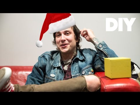 Christmas Memories with Frank Iero