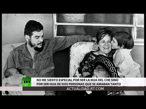 Entrevista exclusiva de Aleida Guevara March,  hija de Ernesto
