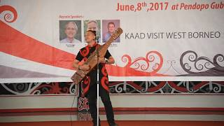 Download Lagu Merinding...mendengarkan instrumen Indonesia Tanah Air Beta  oleh Fery Sape' Gratis STAFABAND