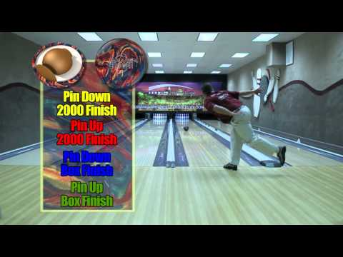 Ebonite Game Changer Bowling Ball With Tommy Jones And Jason Couch 720p 60fps.mov