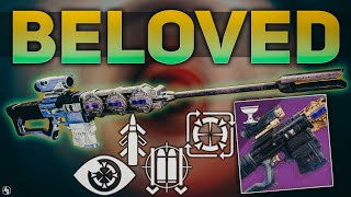 Beloved Sniper (No Distractions, Quickdraw vs Fluted,& Box Breathing) | Destiny 2 Season of Opulence
