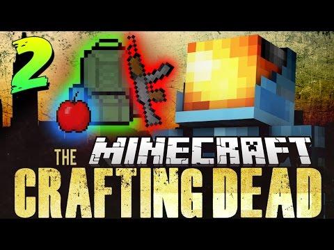 Minecraft Crafting Dead Mod Pack 2   Bunker Loot Jackpot!!! - Walking Dead In Minecraft video
