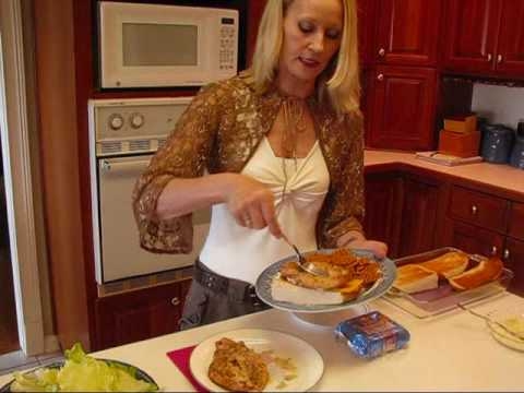 Betty's Hearty and Healthy Grilled Chicken Sandwich Recipe Video